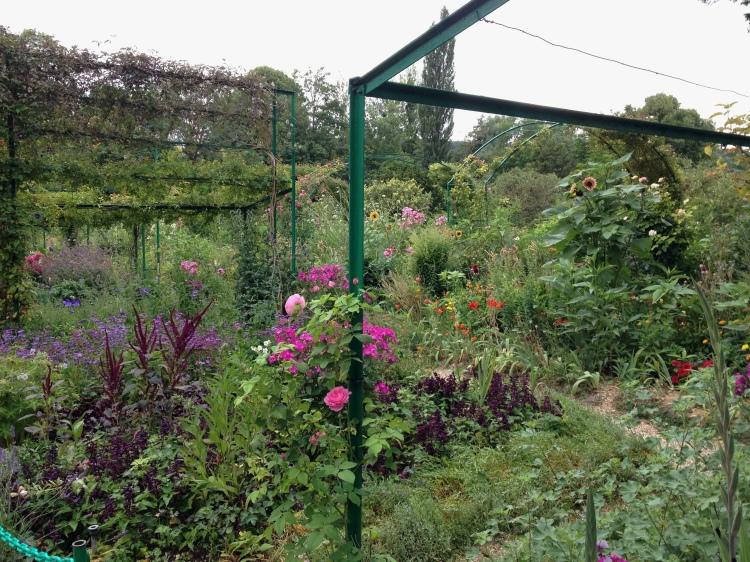Giverny Claude Monet garden 4