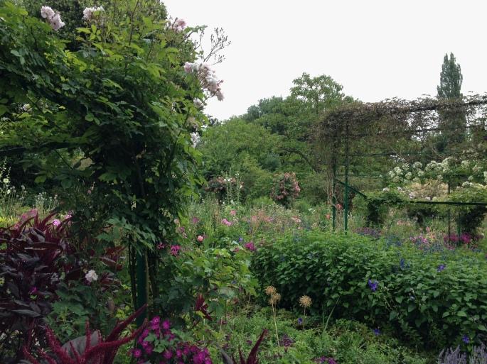 Giverny Claude Monet garden 5