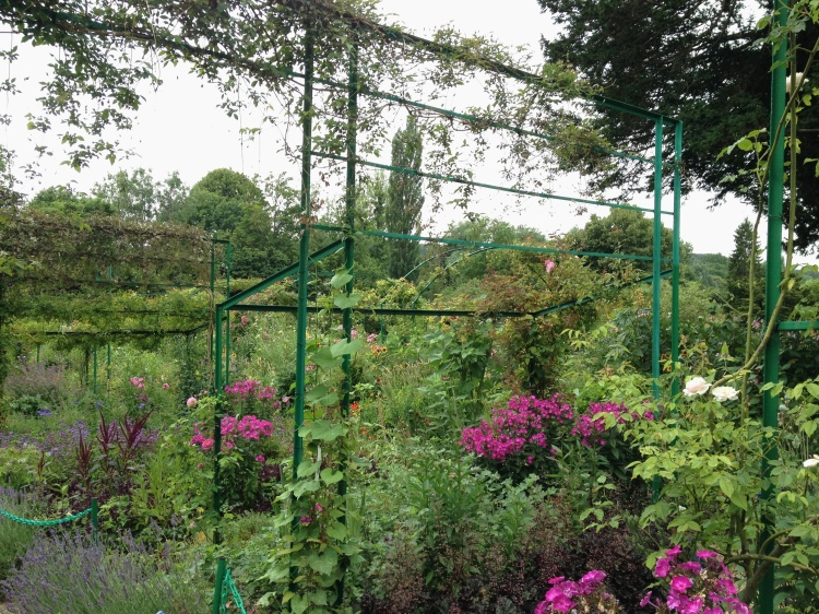 Giverny Claude Monet garden 6