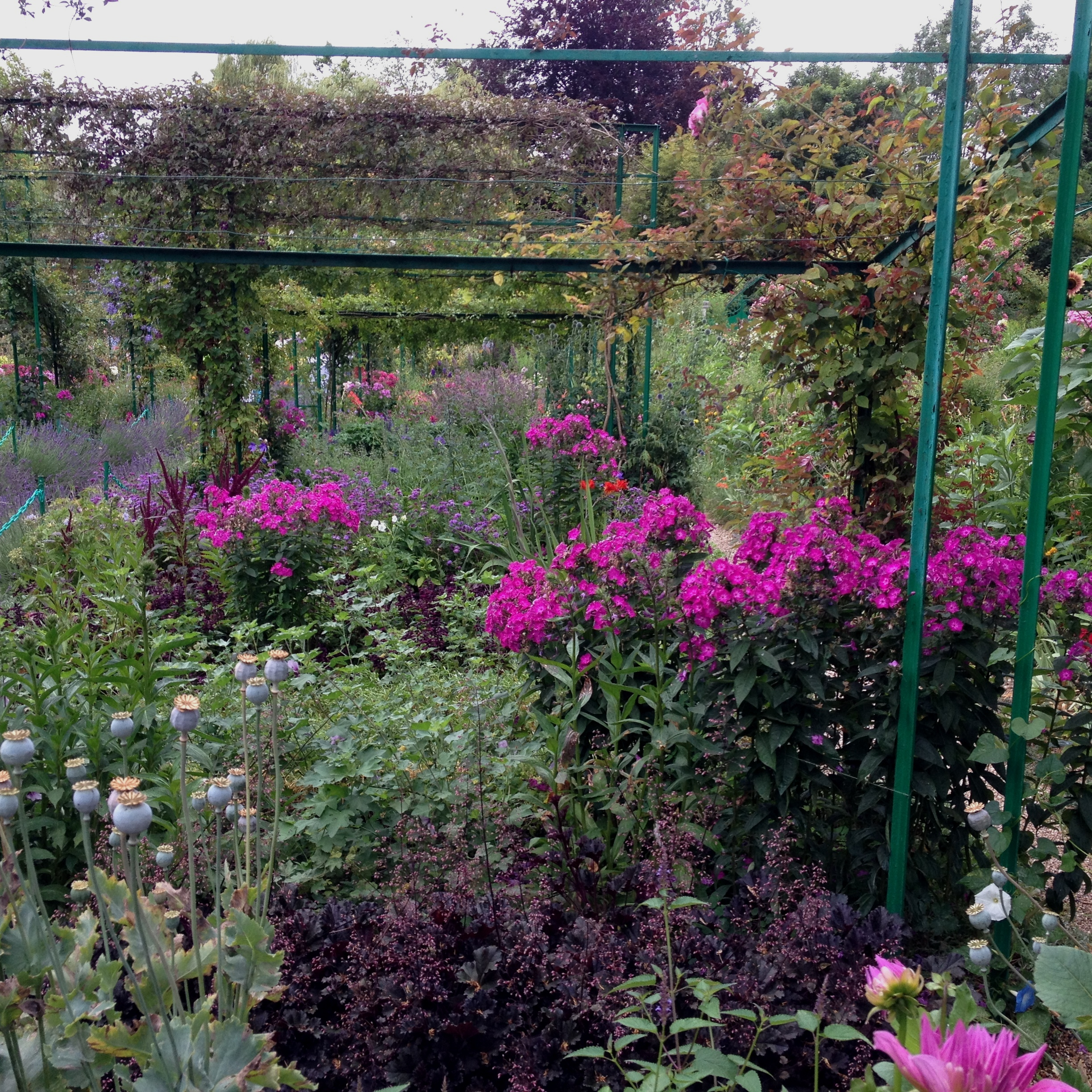 Claude Monet s garden in Giverny – Ritournelle