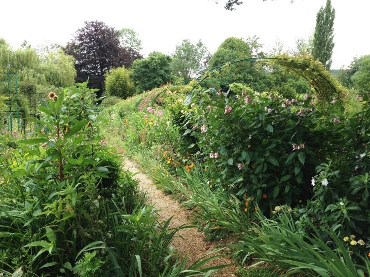 Giverny Claude Monet garden 8