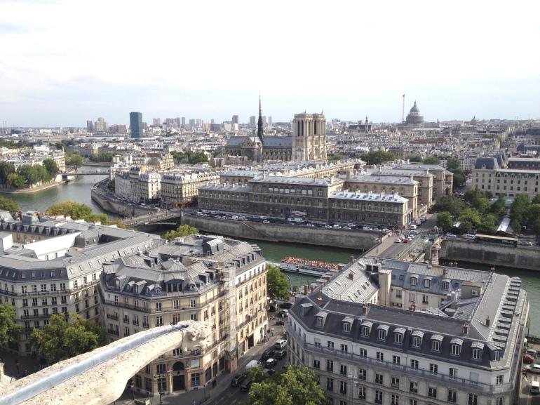 Notre Dame Paris Saint Jacques