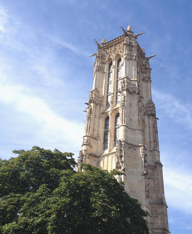 History ritournelle - Tour saint jacques paris ...