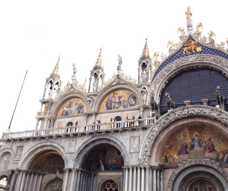 Venice Basilica San Marco