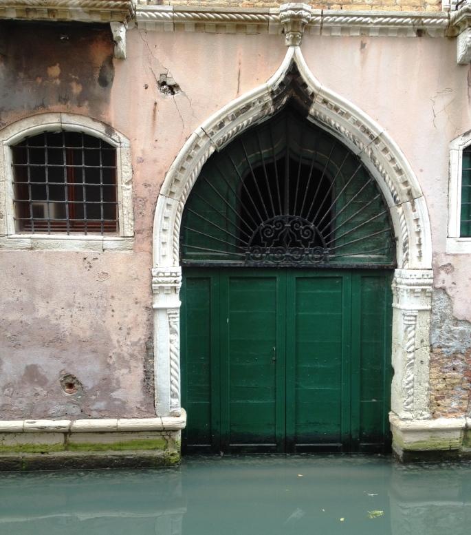 Venice door 1