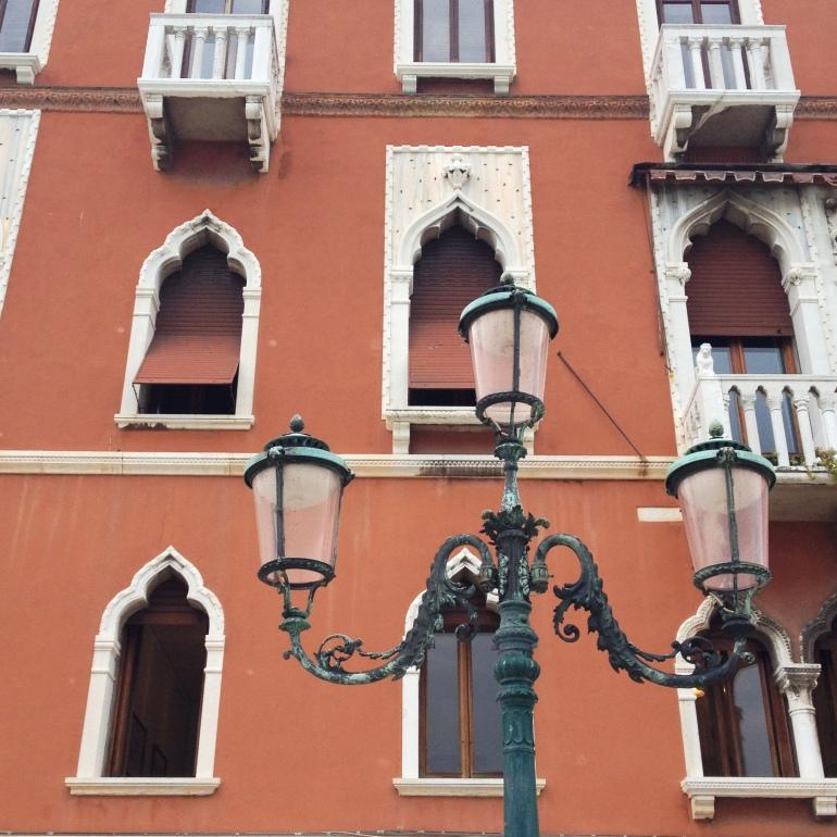 Venice lamp