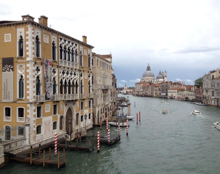 Venice Palazzo Cavalli Franchetti Salute