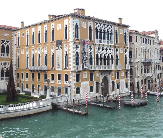 Venice Palazzo Cavalli Franchetti