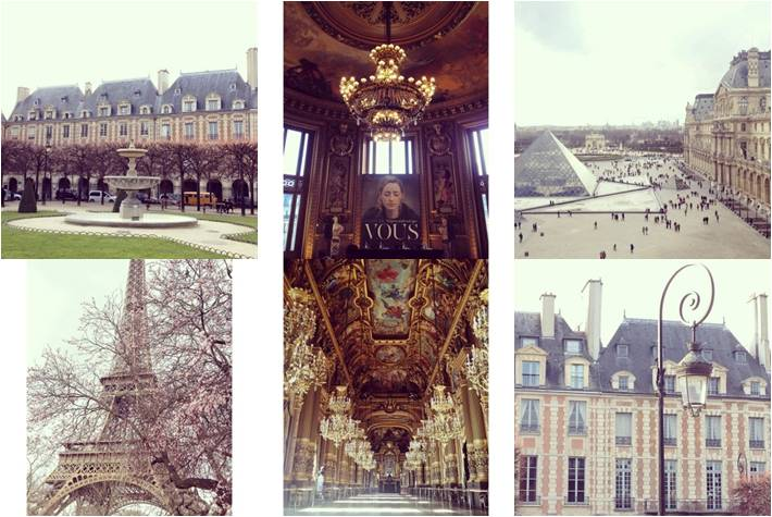 Paris Instagram Ritournelle Opera Louvre Vosges