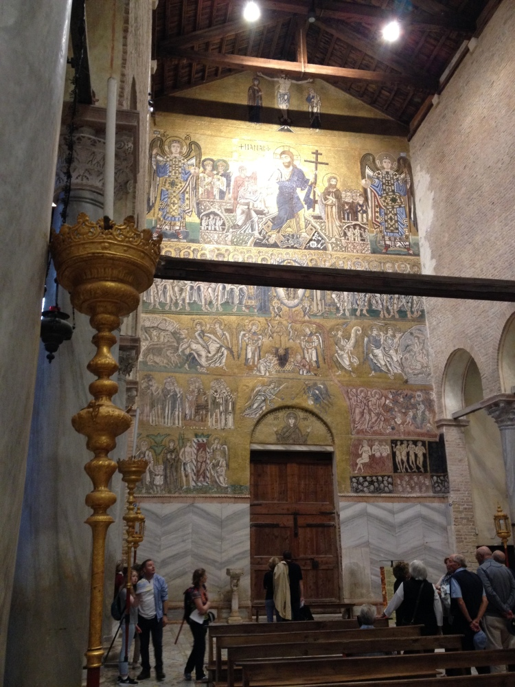 Torcello cathedral mosaic 2