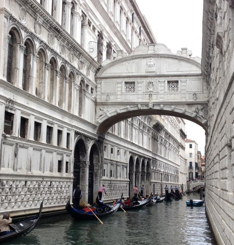 Venice Bridge of Sighs