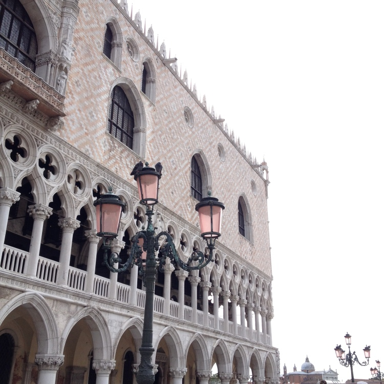 Venice Palazzo Ducale Piazza San Marco
