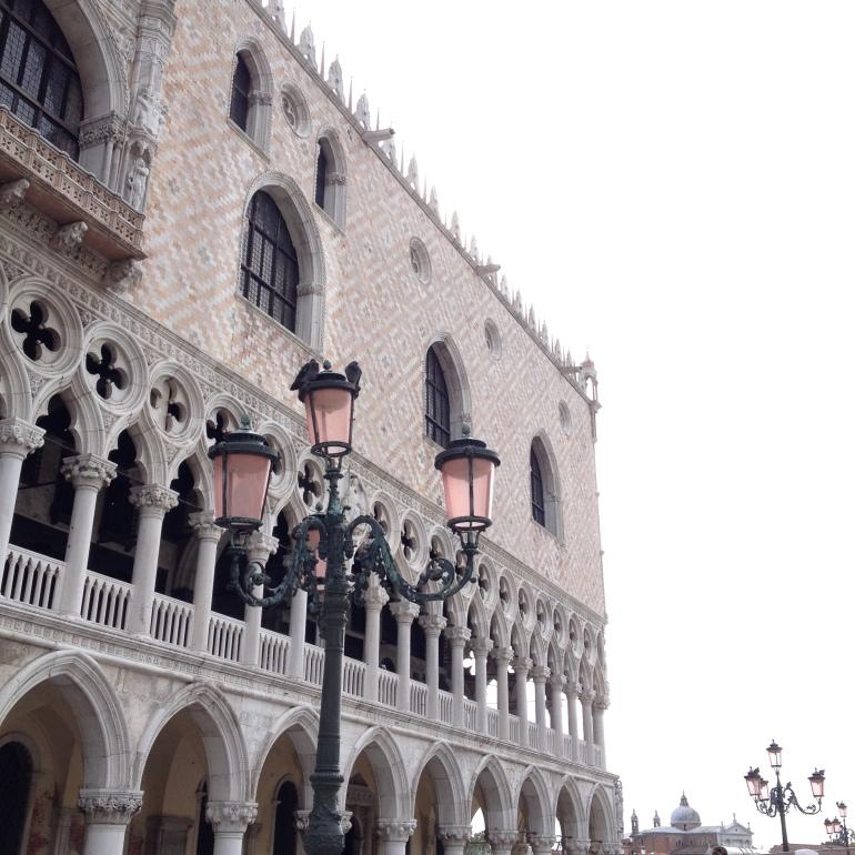 Venice Palazzo Ducale Piazza San Marco