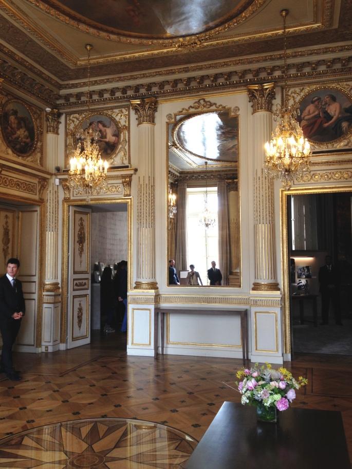 Chaumet salons place Vendôme