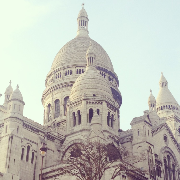 Montmartre Sacré Coeur