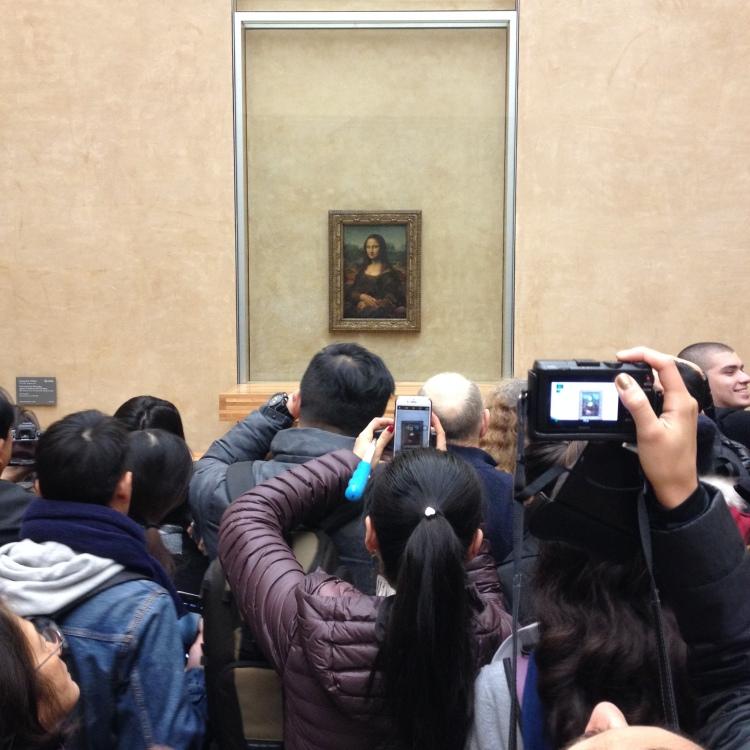 Louvre Joconde Mona Lisa