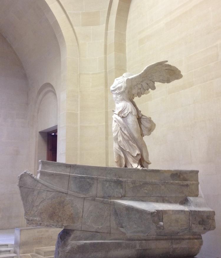 Louvre Victoire de Samothrace