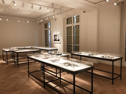 Guy Bourdin exhibition at La Maison Chloé