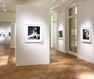 Guy Bourdin exhibition at La Maison Chloé